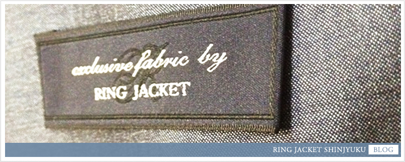 RING JACKET SINCE1954