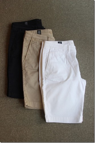 RING JACKET [直営店 / retail] » eleventy-1pleats stretch shorts