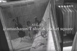 【ring monolog】vol.23 / andrew mashanov × ring jacket